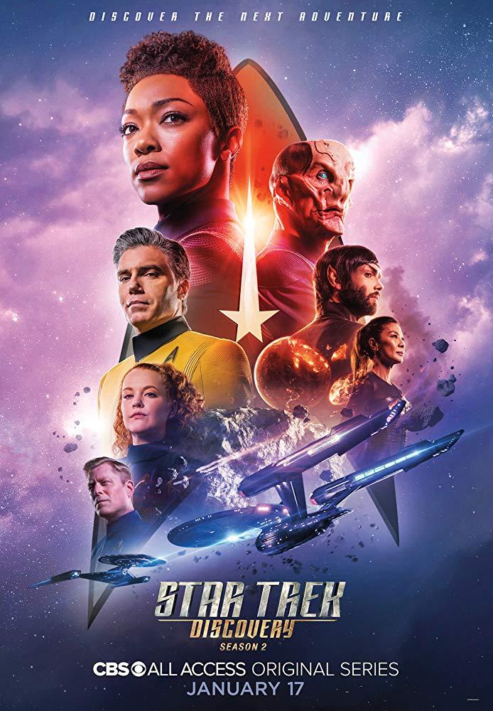 Star Trek: Discovery 2×9 Subtitulado // 2×9 Latino 720p