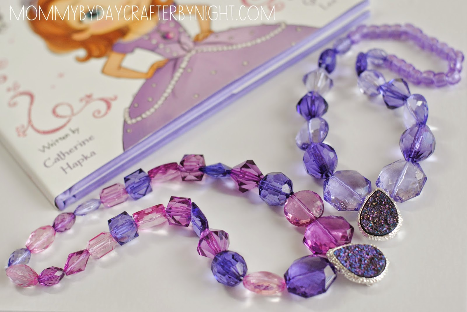 Sofia First Amulet Necklace