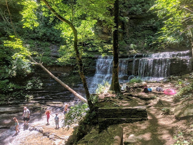 Photo of Jackson Falls