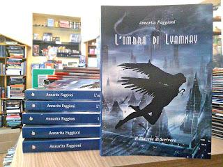 L'ombra di Lyamnav  annarita faggioni scrittrice libro