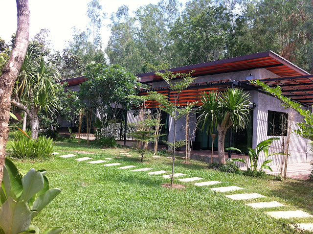 Accommodation in Nan, Thailand
