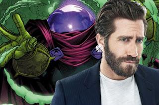 jake gyllenhaal interpretara a mysterio en la secuela de spider-man homecoming