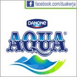 Lowongan Kerja PT Tirta Investama (Danone Aqua) Terbaru Januari 2015