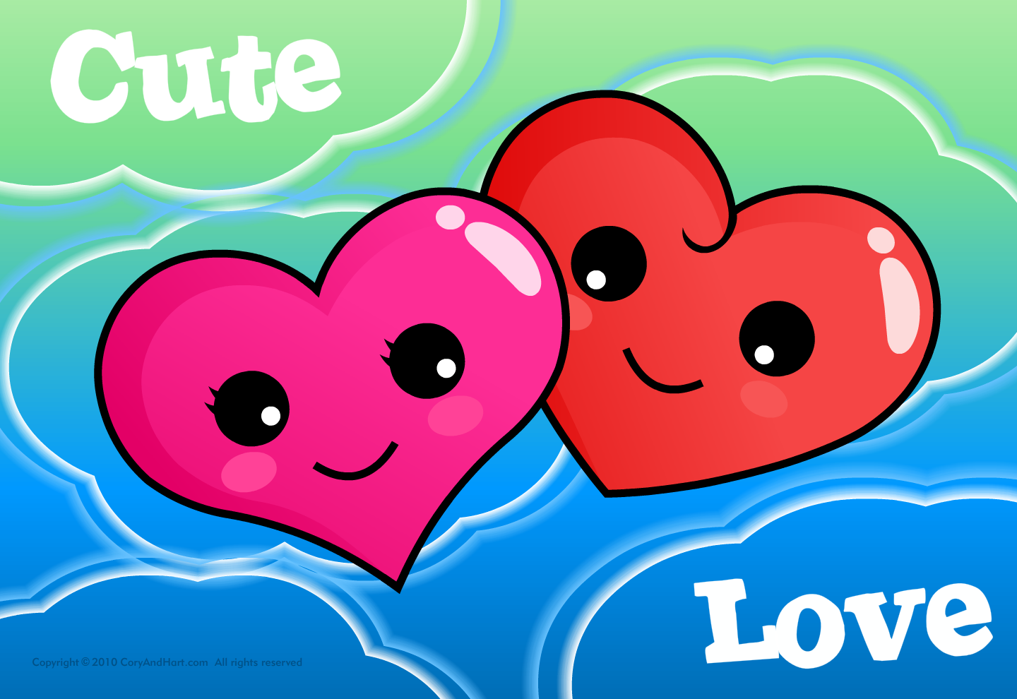 Free Cute Love Wallpapers