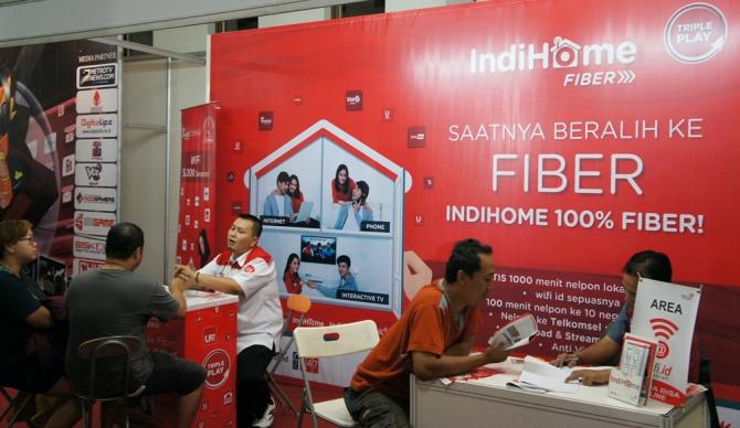 Kantongi Bukti, KPPU Siap Perkarakan Telkom IndiHome