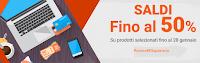 Logo Il meglio dell'elettronica, elettrodomestici, Smartphone e altro fino al 50% di sconto! ma solo per pochi giorni