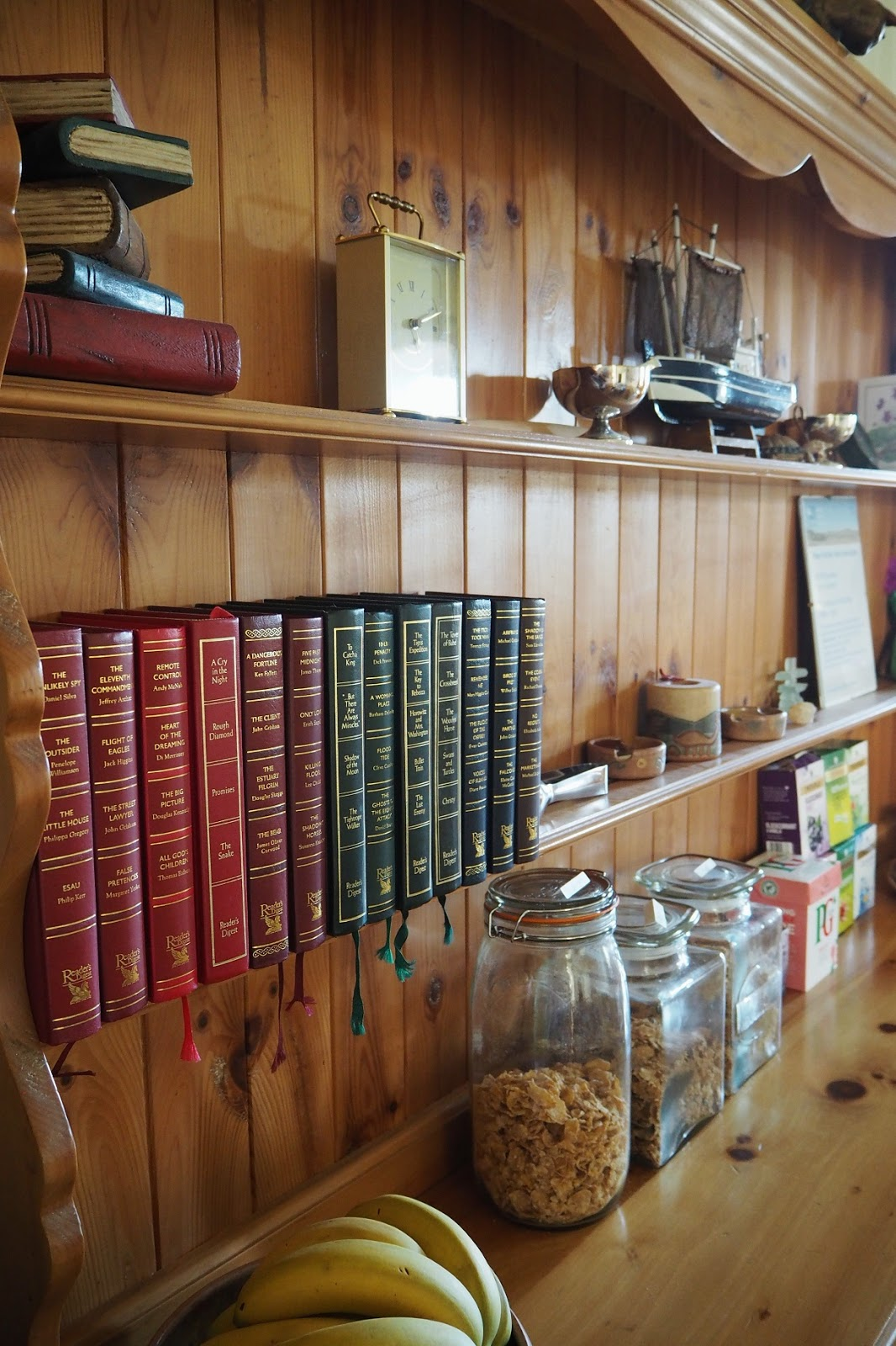 Loch Lomond Old School House review