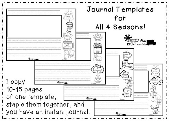 journal writing templates - Josemulinohouse