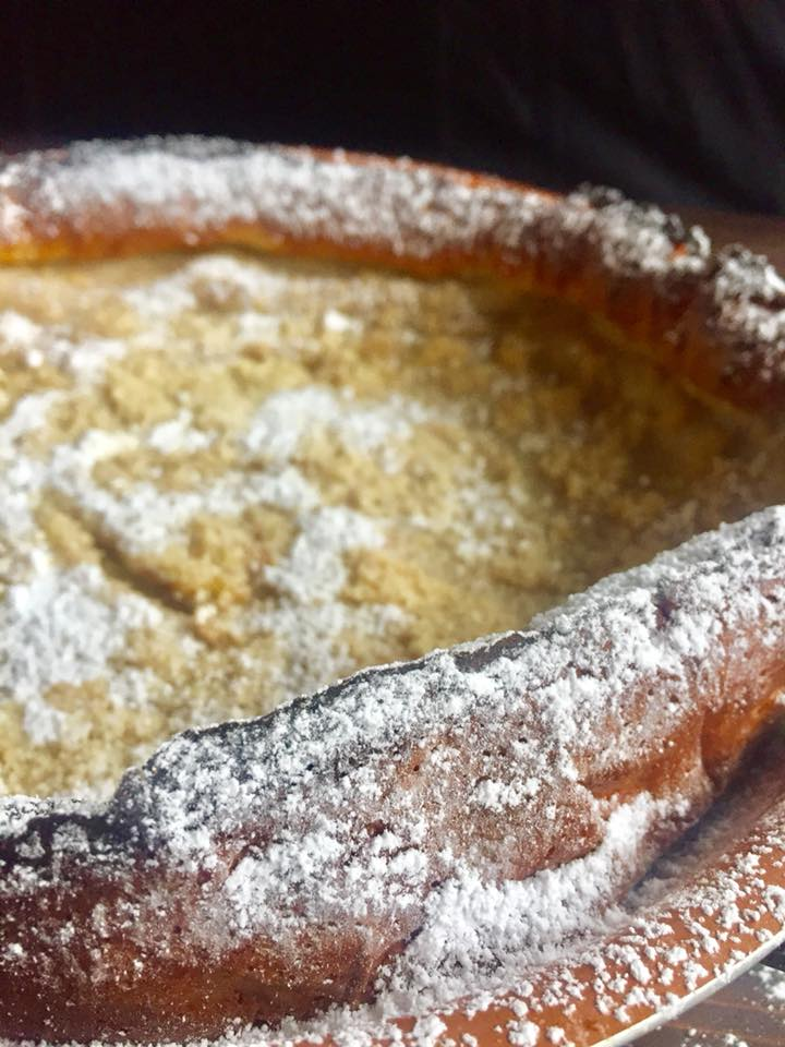 Easy Dutch Baby