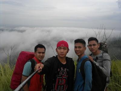 Bukit Jambu Haruyan, Gunung Jambu Haruyan, Puncak Tagor Menanti Haruyan