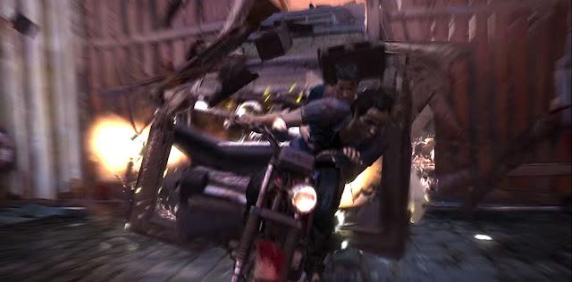 Uncharted 4 Heyecan ve Aksiyon Bir Arada