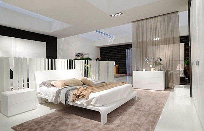 Cortinas para el dormitorio dormitorios con estilo for Cortinas dormitorio modernas