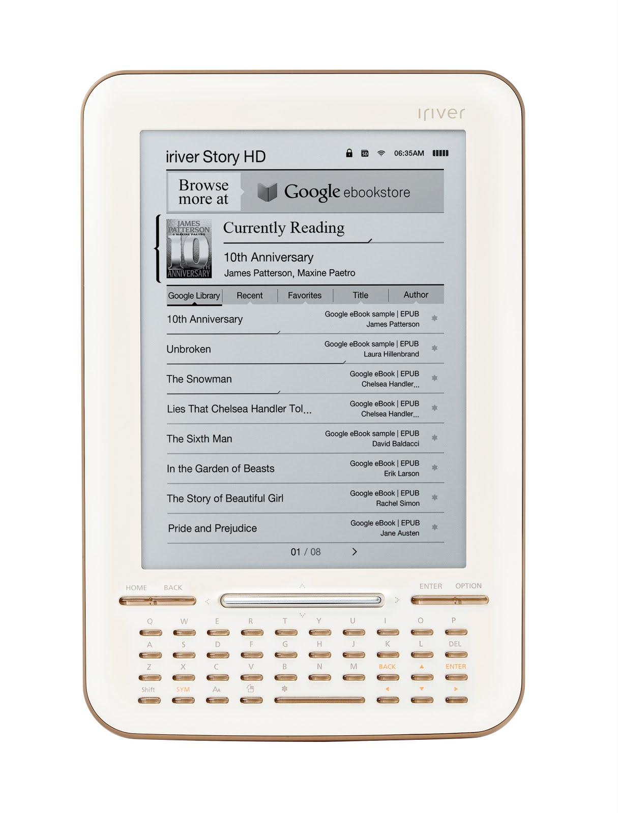 首款整合Google eBook電子書閱讀器問世,將PDF,那麼究竟電子書好不好用呢?使用起來的效果如何?究竟電子書是什麼?哪裡購買的到?這些問題我會一併整理在這一篇告訴你,與第一代Kindle相似 數位時代