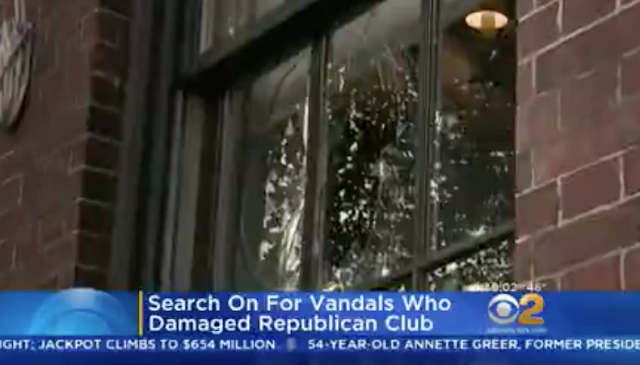 3 Arrested After Violence Erupts Outside NYC Republican Club Event