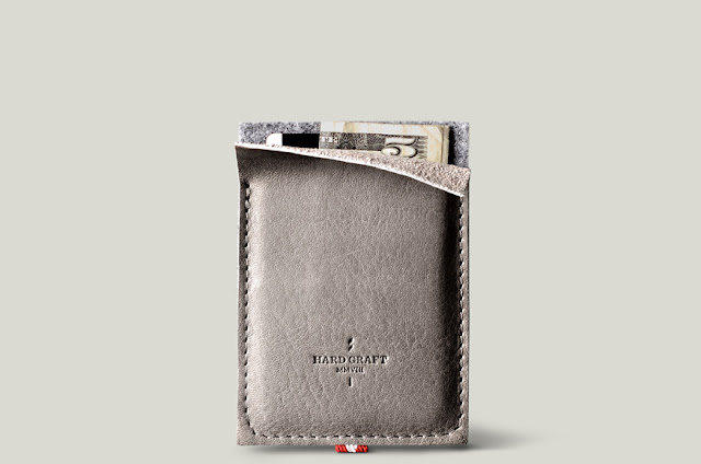 Wild Pocket Wallet - Hand Graft