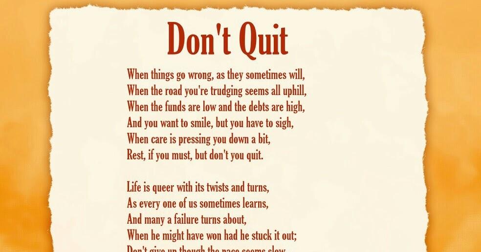 Vintagevelvets Be Inspired Don T Quit Inspirational