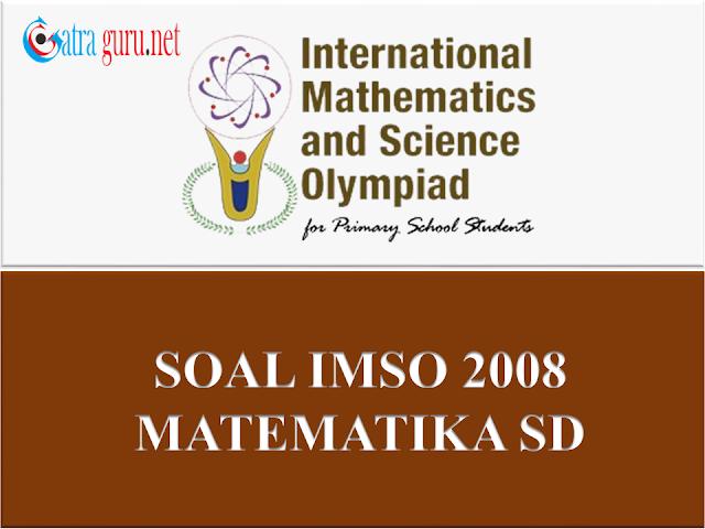 Soal IMSO Matematika 2008