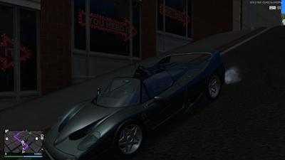 GTA 5 HUD (Foto: Reprodução/DK22Pac)