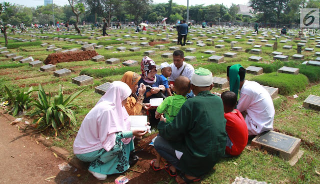 Ziarah Kubur Menjelang Ramadhan, Bagaimana Hukumnya?