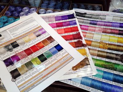 C-Lon Color Chart