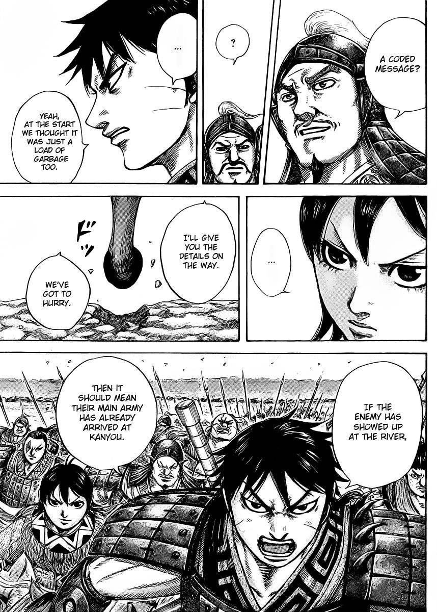 Kingdom - Chapter 422