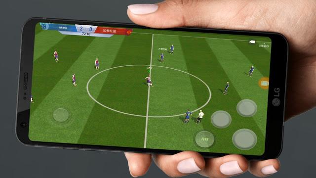 لعبة كرة قدم جديدة لسنة 2019 شبيهة للعبة Fifa
