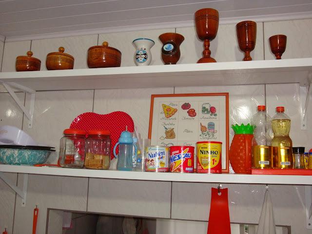 Cozinha sem armários