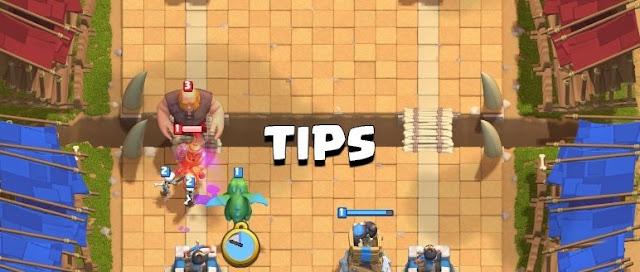 Tips Dasar Bermain Clash Royale Untuk Pemula