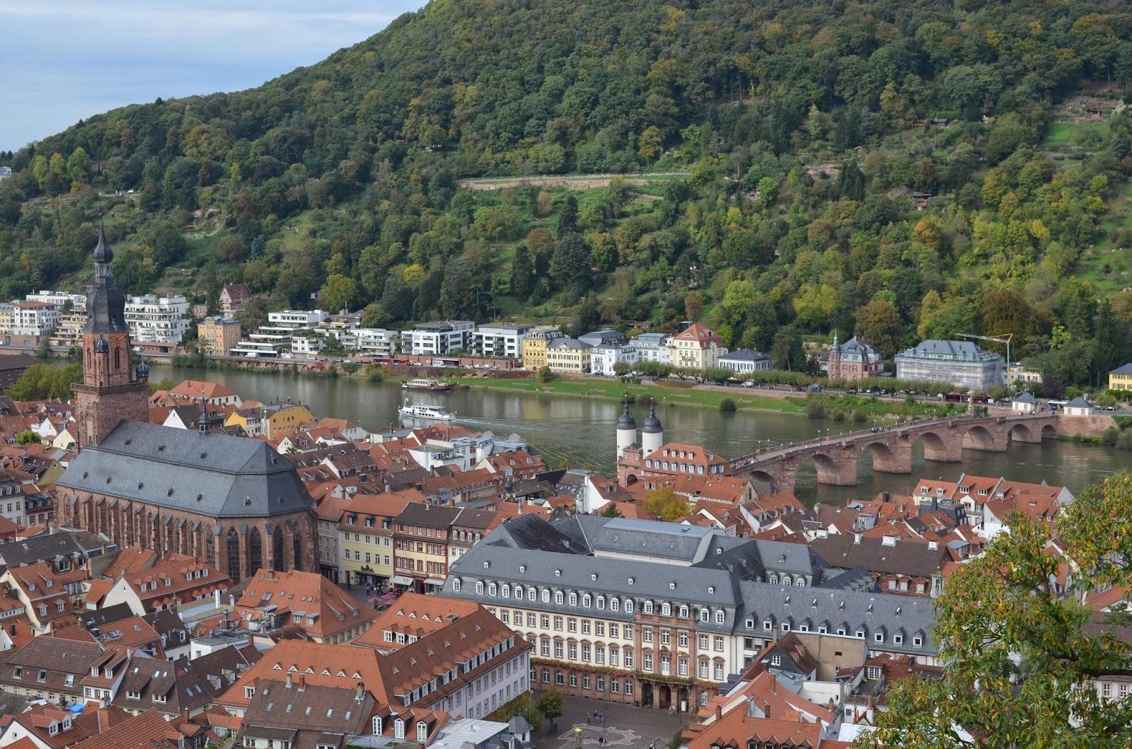 Viajarsempreviajar Heidelberg Alemanha Floresta Negra E Alsacia 2014