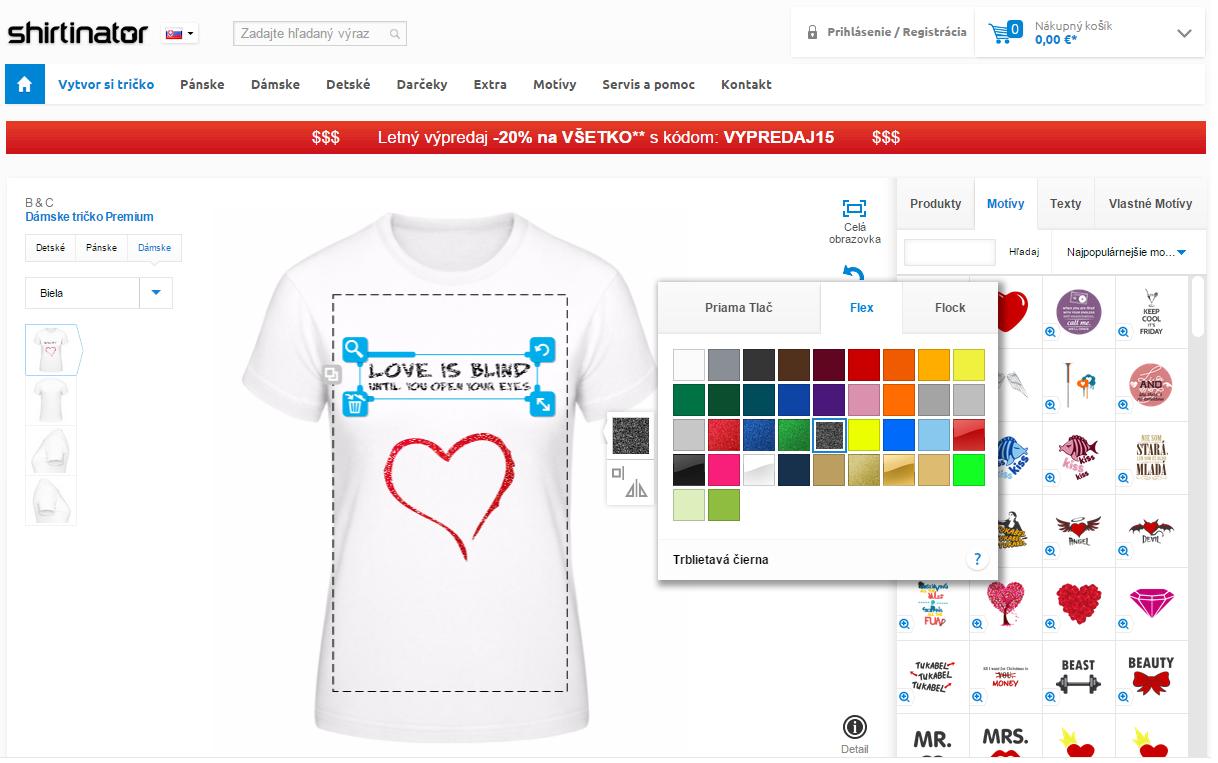 eb453d91e49b Vytvoř si své vlastní tričko 1