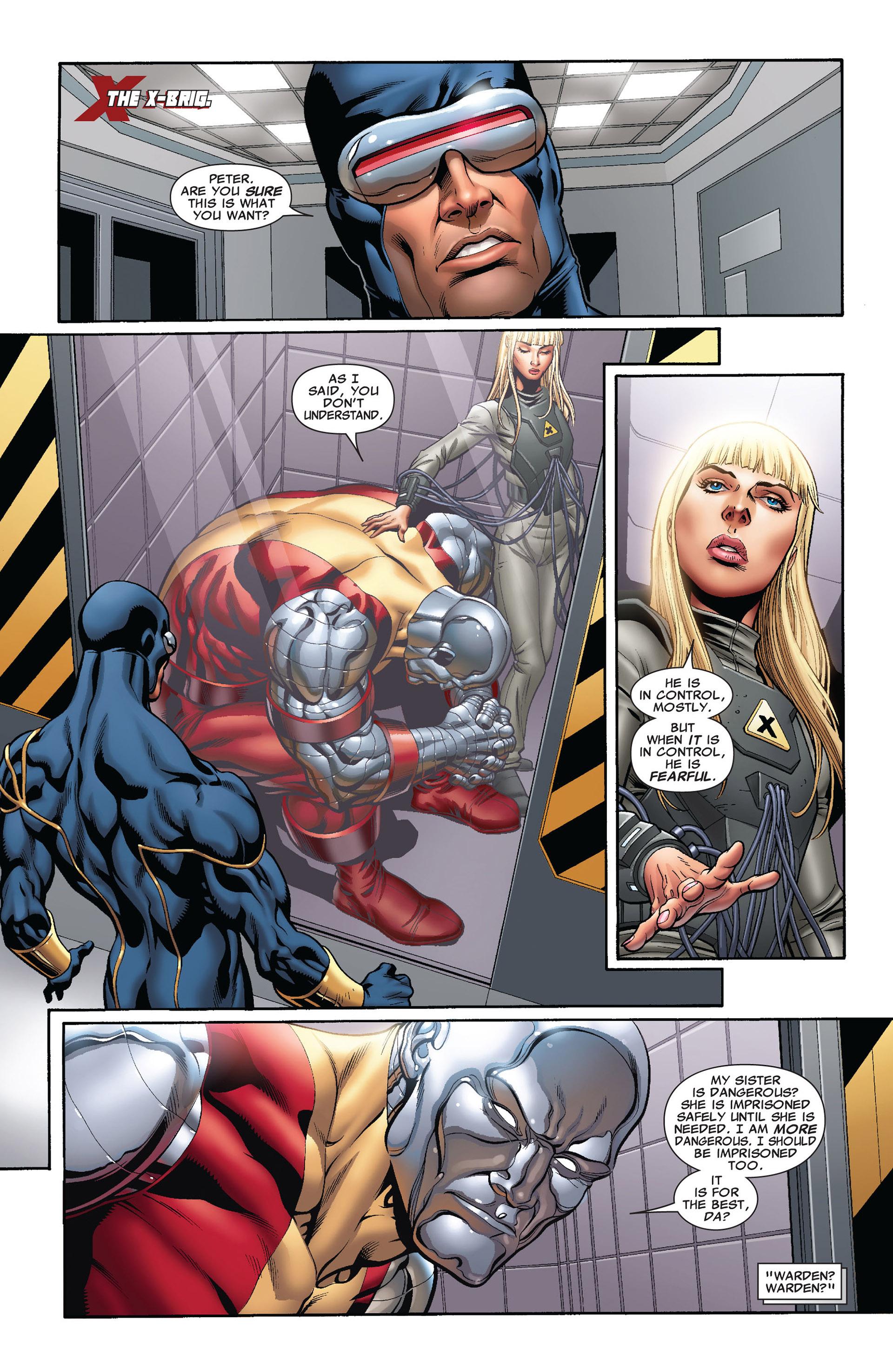 Read online Uncanny X-Men (2012) comic -  Issue #10 - 19