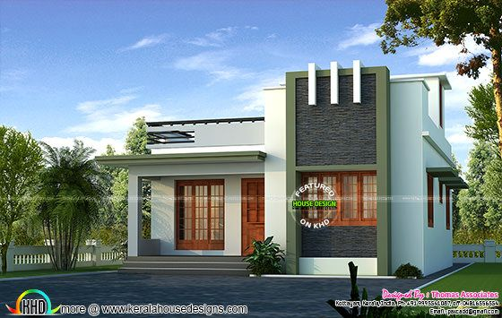 18 lakhs budget house plan