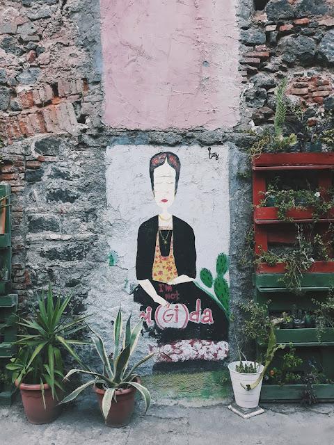 Katania, San Berillo, frida