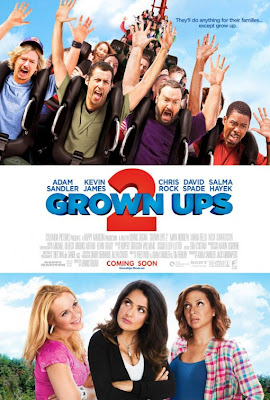 Grown Ups 2 Liedje - Grown Ups 2 Muziek - Grown Ups 2 Soundtrack - Grown Ups 2 Filmscore