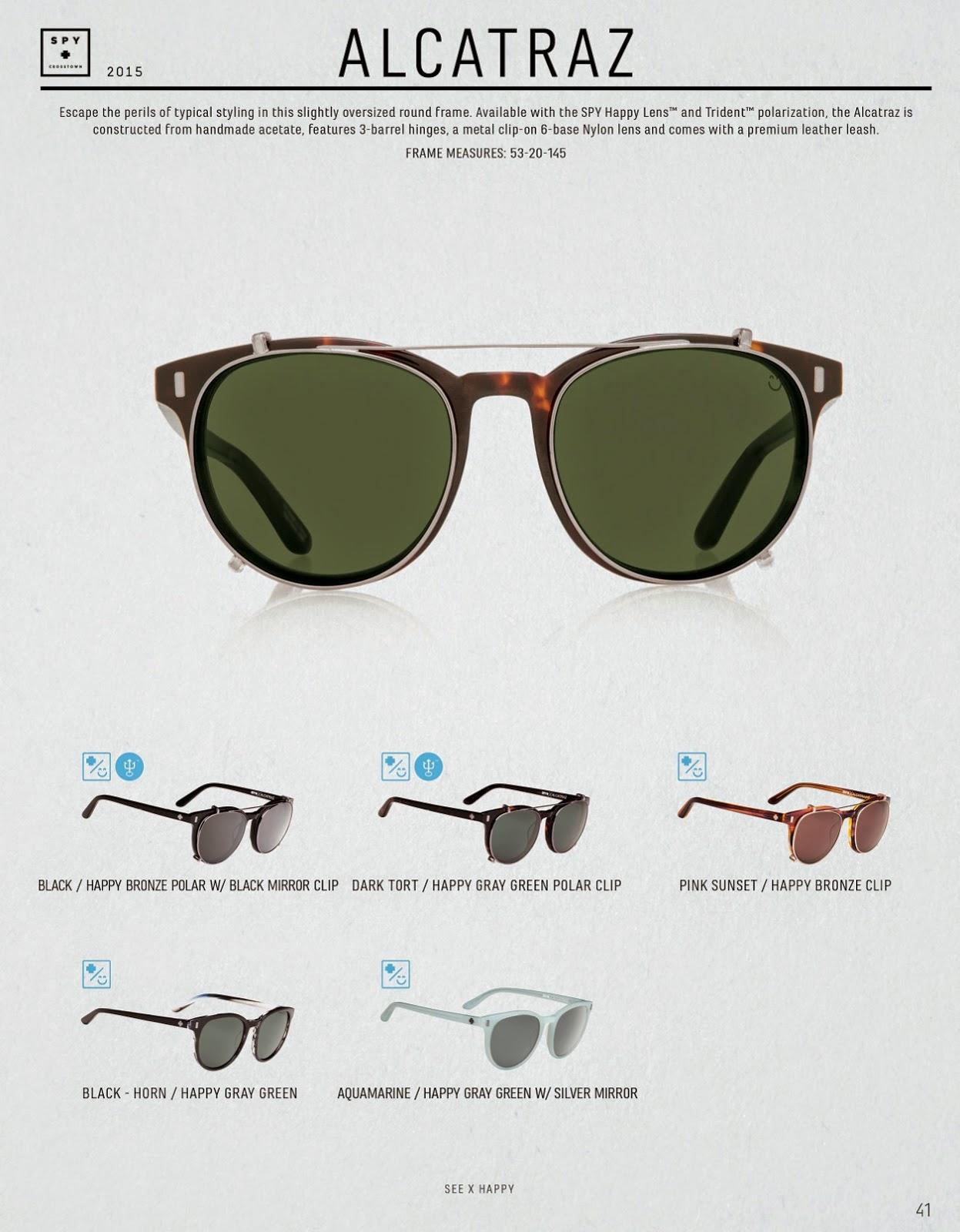 324a6f1a2e SPY Crosstown  Premium Eyewear