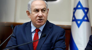 """""""We are doing everything necessary,"""" said Netanyahu, as he inspected Israel's Iron Dome aerial defence system."""