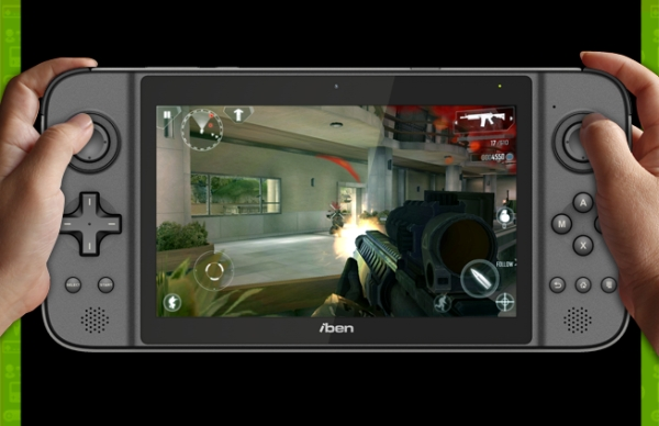 Tablet ibenX GamePad