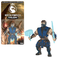 Action Figure: Mortal Kombat - Sub-Zero