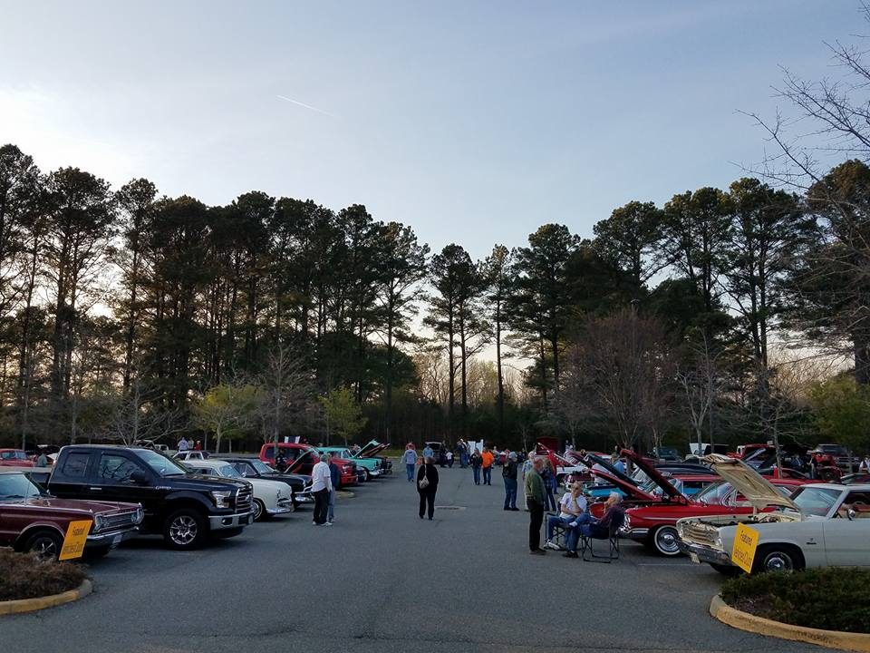 Car Crazy In Tidewater Virginia - Pavilions at talking stick car show