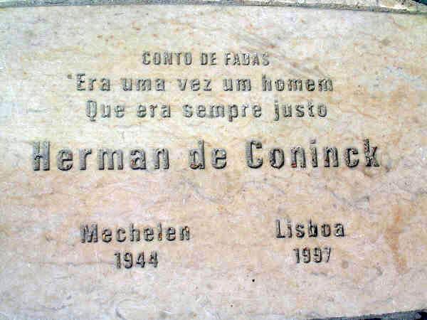 Loo Rock Era Uma Vez Um Poeta Herman De Coninck