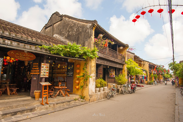 Lang thang phố Hội