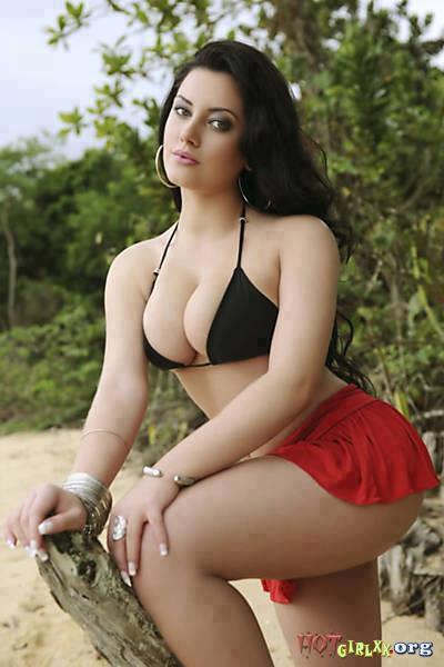 Muscle girl porn butt