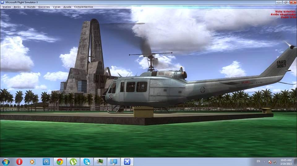 Fs2004 demo