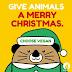 Αφήστε τα ζώα να χαρούν τα Χριστούγεννα...