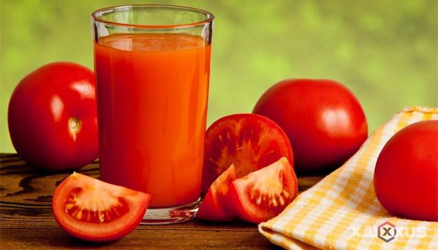 20 Khasiat dan Manfaat Tomat Untuk Wajah Beserta Cara Pemakaiannya