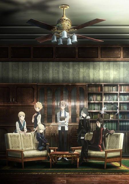 """Anime: Primeras imágenes del anime """"Lord El-Melloi II Case Files"""" secuela de Fate/Zero"""