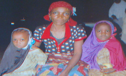 Househelp steals madam's two children, turns them to beggars in Lagos (see photo)