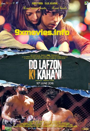 Do Lafzon Ki Kahani 2016 Hindi 720p WEB-DL 900mb