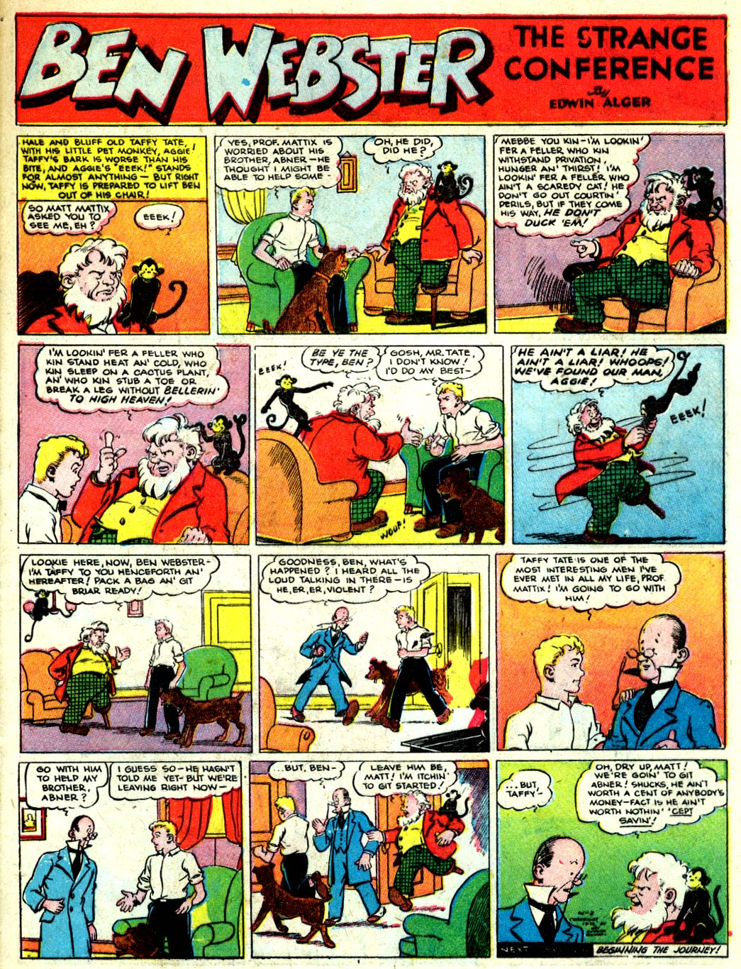 Read online All-American Comics (1939) comic -  Issue #11 - 41