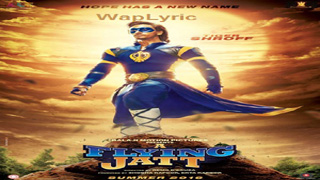 A Flying Jatt Lyrics- Waplyric